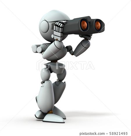 AI robot for the future 58921493