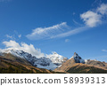 Mountains in Canada 58939313