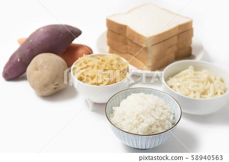 碳水化合物有限的Rockabo飲食中不應食用的成分 58940563