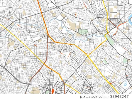 Itabashi, Toshima, Kita 58948247