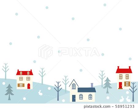 山景3冬季 58951233