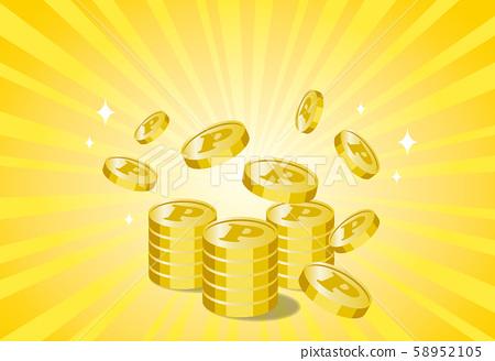 點硬幣 58952105