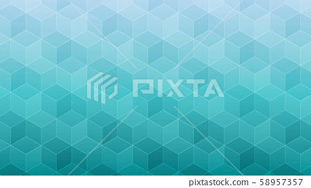 Abstract pattern of geometric shapes background 58957357