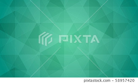 Abstract pattern of geometric shapes background 58957420