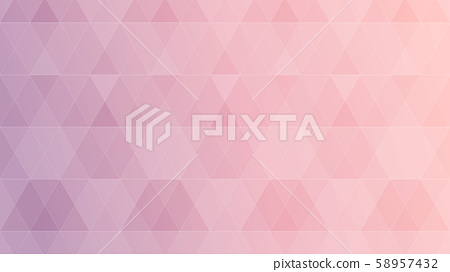 Abstract pattern of geometric shapes background 58957432