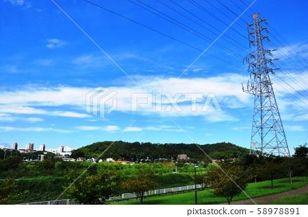 Eco-image Street of Shonan Life Town, Fujisawa City 58978891