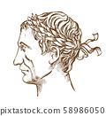 Julius Caesar,  Roman politician and general 58986050