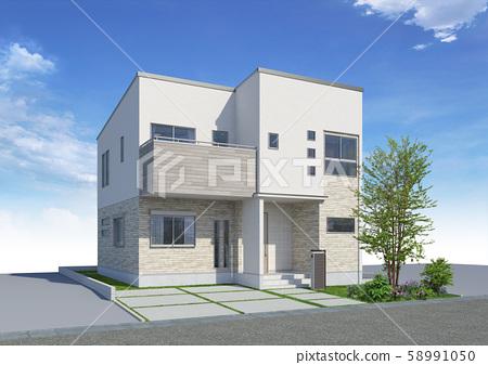 House appearance 58991050
