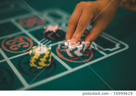 賭場輪盤 58999629