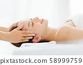 女性審美頭部水療 58999759