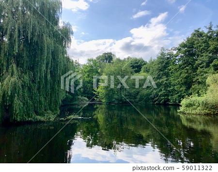London Park Pond 59011322