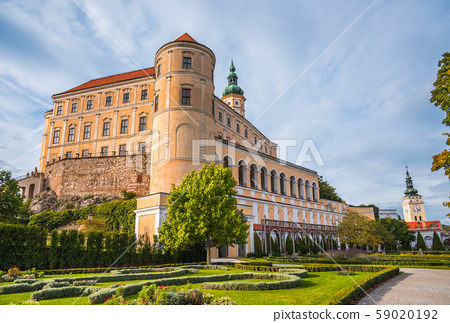 Mikulov Castle with Garden 59020192