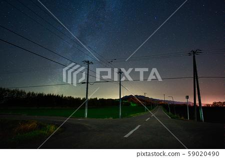 은하수와 길 59020490