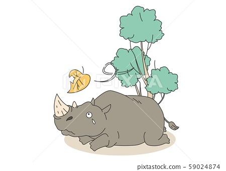 동물 캐릭터 59024874