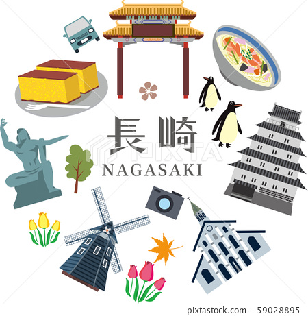 長崎觀光遊 59028895