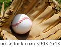 ถุงมือและลูกบอล 59032643