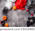 Halloween party accessories and wig 59036866