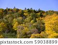 Sapporo International Ski Place Autumn leaves gondola 59038899