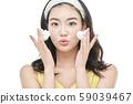 女性美容洗面奶 59039467