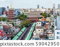 東京淺草Senso-ji Nakamise街 59042950