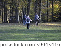 Retirees enjoy hiking 59045416