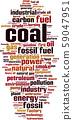 Coal word cloud 59047951