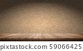 鮮豔細緻的教室木板牆木製平台特寫背景,正視圖(高分辨率 3D CG 渲染∕著色插圖),正視圖(高分辨 59066425