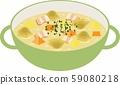Clam chowder 59080218