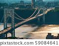George Washington Bridge, New York. Image of George Washington Bridge 59084641