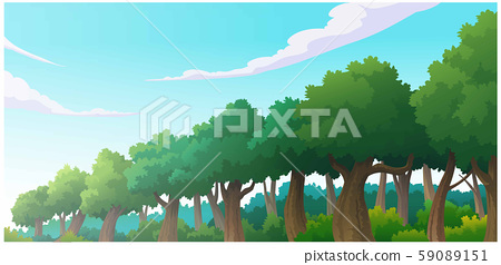 landscape forest daytime so beautiful. 59089151