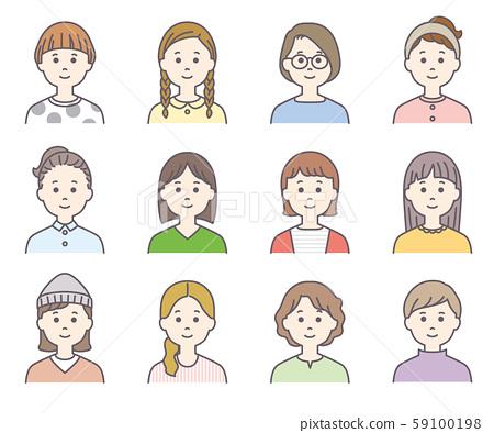 Female icon_color 59100198