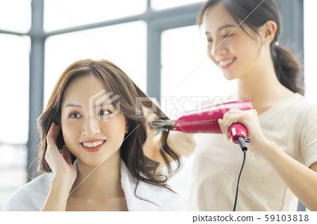 女士護髮沙龍 59103818