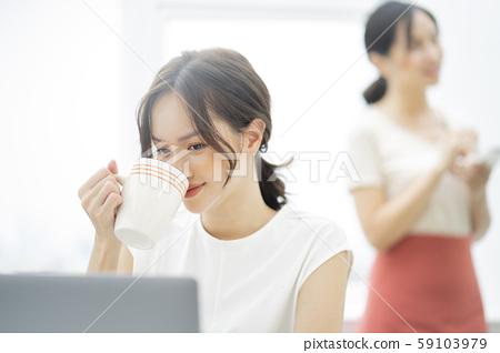 ธุรกิจร้านกาแฟ 59103979