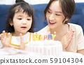 父母和孩子的生活方式生日 59104304