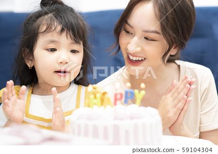 부모와 자식 라이프 스타일 생일 59104304