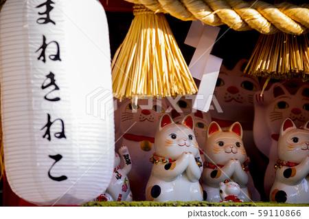 日本,招財貓,加治,日本,招財貓,賀卡,日本,招財貓, 59110866