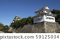 Sumire and Nagoya Castle (Tenkankaku) 59125034
