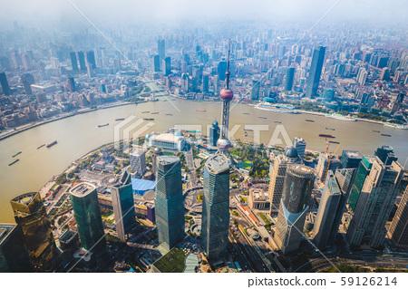 Shanghai Cityscape 59126214