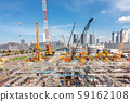 Construction site working in Japan 59162108