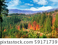 The mountain autumn landscape with colorful 59171739