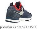 men's sneaker isolated 59173511