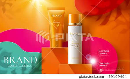 Sunscreen product ads 59199494