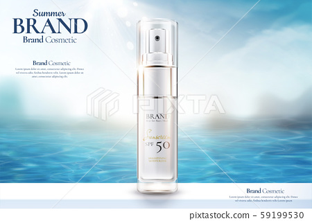Cosmetic spray bottle ads 59199530