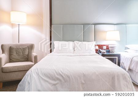 酒店餐廳宇部部分裝修藤間樓酒店臥室室內 59201035