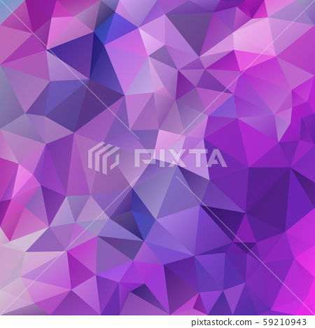 vector abstract irregular polygon square 59210943