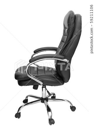 office chair isolated on white 59211106
