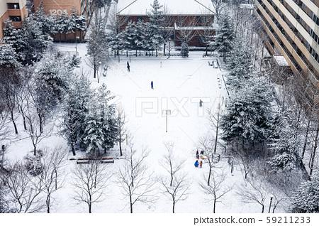 겨울 풍경 59211233
