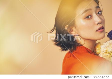 Female portrait beauty 59223272