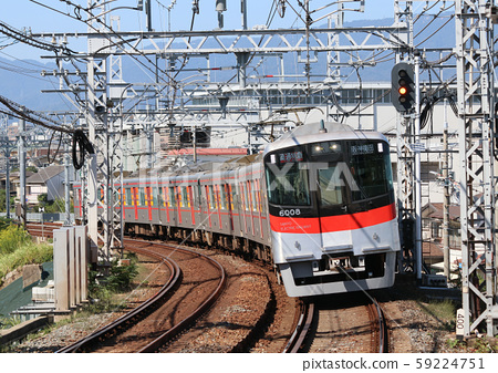 Sanyo Electric Railway Limited Express Series 6000 59224751