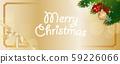 크리스마스 배경 소재 59226066